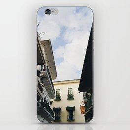 Architecture of Casco Viejo iPhone Skin