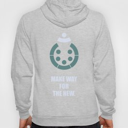 Lab No. 4 -Make way for the new corporate start-up quotes Poster Hoody