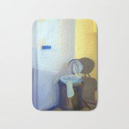 Portrait of a Trashcan Bath Mat