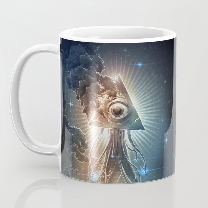 War Of The Worlds II. Coffee Mug