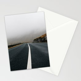 Lonely Road in Ireland Stationery Cards