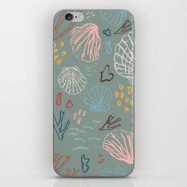 Deep-sea Treasures iPhone Skin