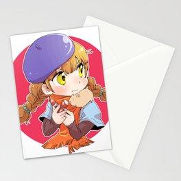 Mako - autumn Stationery Cards