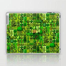 Digital Woodland Camo Laptop & iPad Skin