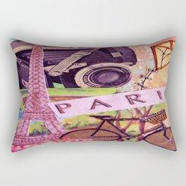 PARIS! Rectangular Pillow