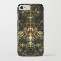 matrix iPhone & iPod Cases featuring Matrix by Eli Vokounova