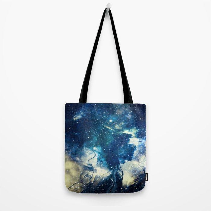 Book of Universe Tote Bag
