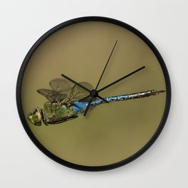 Dragonfly Fly-by Wall Clock