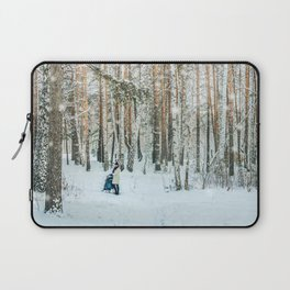 Snow white story Laptop Sleeve