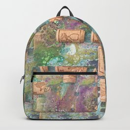 Cork Cross Backpack