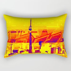 Toronto | Project L0̷SS   Rectangular Pillow