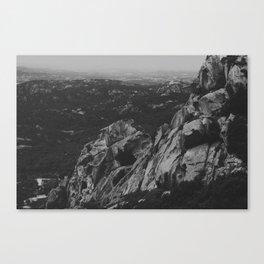 Sardinia no.9 Canvas Print