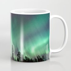Colorful Northern Lights, Aurora Borealis Mug