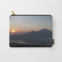 Mount Batur Sunrse - Bali Carry-All Pouch