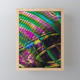 Planetary Framed Mini Art Print