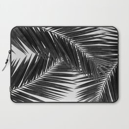 Palm Leaf Black & White III Laptop Sleeve