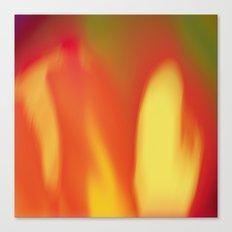 i'll burn my passionate soul Canvas Print