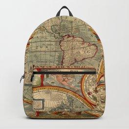 Vintage Celestial Map 1626 Backpack