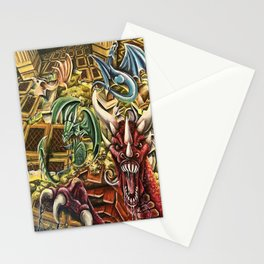 Dragon's Keep Stationery Cards