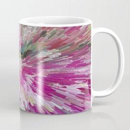 Abstract flower pattern 3 Coffee Mug