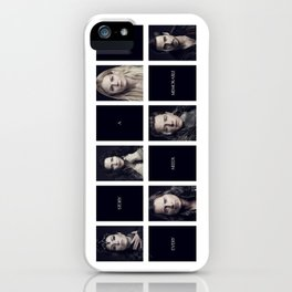 Every Story Needs a Memorable Detail iPhone Case