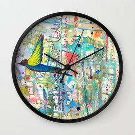 faire surface Wall Clock