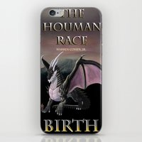 book cover iPhone & iPod Skins featuring Book Cover by Author Warren Cohen