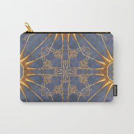 The Map Room Carry-All Pouch