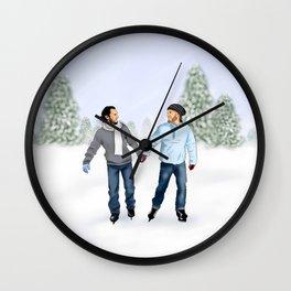Merry Christmas - Athelnar Wall Clock