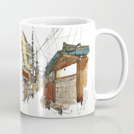 vintige city-seoul Coffee Mug