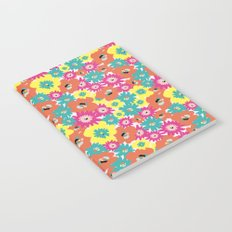 Late spring flowers Notebook