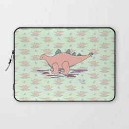 Baby Stegosaurus Laptop Sleeve
