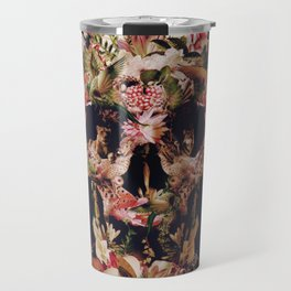 Jungle Skull Travel Mug