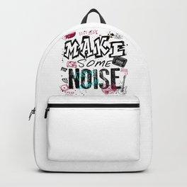 Make some Noise Backpack