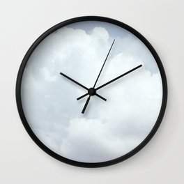 Beautiful Clouds V15 Wall Clock
