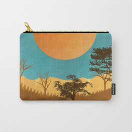 Autumn in midlle of nowhere Carry-All Pouch