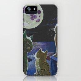 Moon Hope iPhone Case