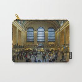 The Grand Central Terminal in NYC Carry-All Pouch