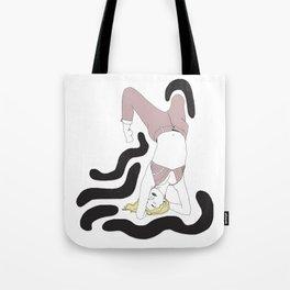 Womanhood III Tote Bag