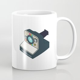 Retro Polaroid Coffee Mug