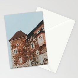 Ljubljana Castle  Stationery Cards