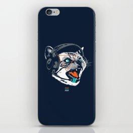 Stereocat iPhone Skin