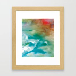 From Pain... Framed Art Print