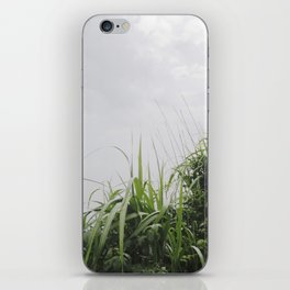 Nostalgia-Home Grass iPhone Skin