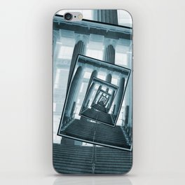 Stairs And Pillars iPhone Skin