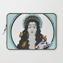 Sea Goddess Laptop Sleeve