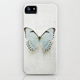 Morpho iPhone Case