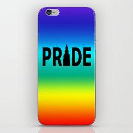 Cleveland LGBTQ Pride Terminal Tower iPhone Skin