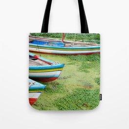 Titicaca 4 Tote Bag