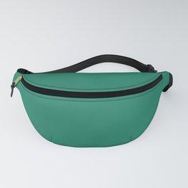 Ocean Green Fanny Pack